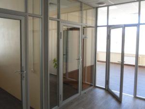 Офисная перегородка с дверьми Free Style Concept