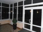 Двери входные алюминиевые с терморазрывом