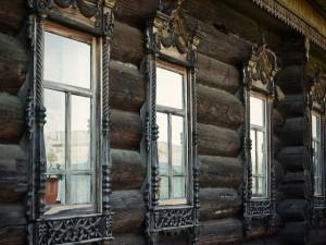 Окна в светлице на Руси