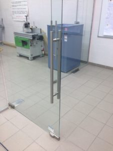 Дверь межкомнатная стекло