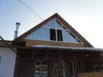 Косоугольные окна для мансарды крыши