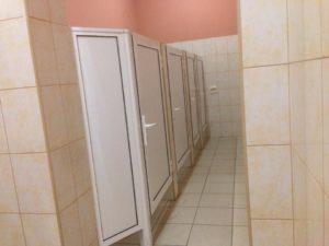 Двери в санузел фото