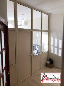 Двери перегородки в офисе фото